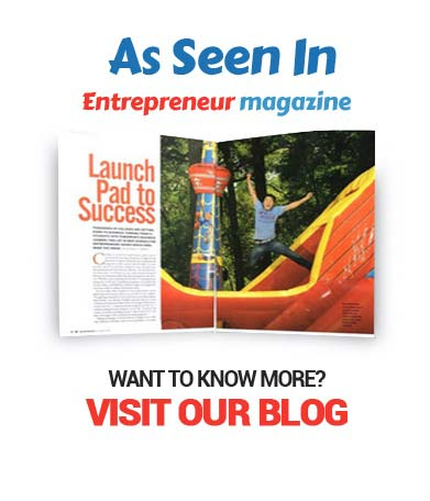 About Sky High Party Rentals Entrepreneur Magazine